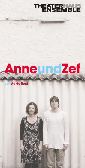 Anne und Zef Flyer VS