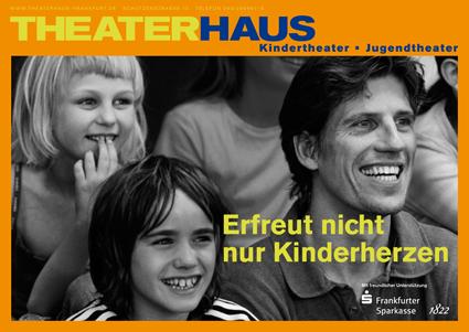 Imagekampagne Theaterhaus Plakat 3