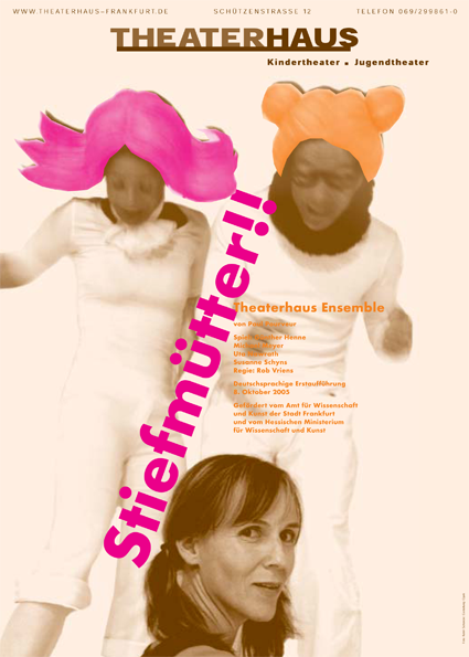 Theaterhaus Ensemble Stiefmütter