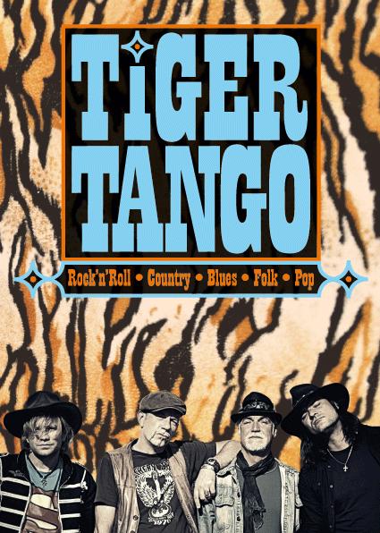 TigerTango Plakat 2012