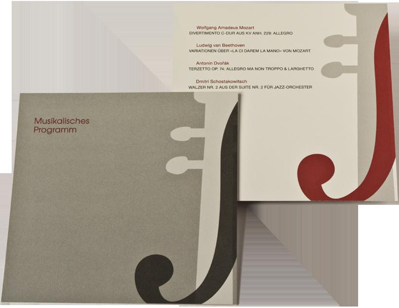 Anwaltsverein Musikalisches-Programm
